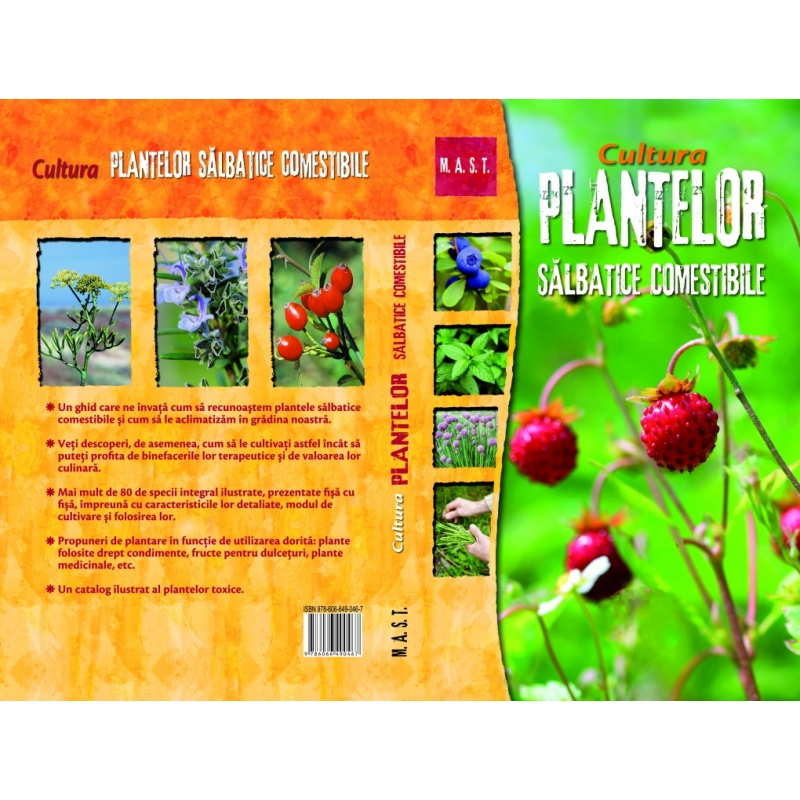 Cultura plantelor salbatice comestibile 1