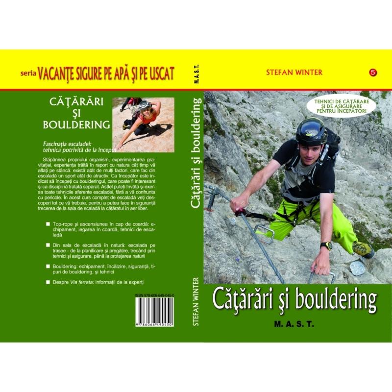 Catarari si bouldering. 1