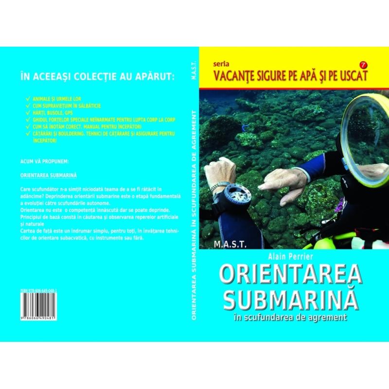 Orientarea submarina in scufundarea de agrement 1