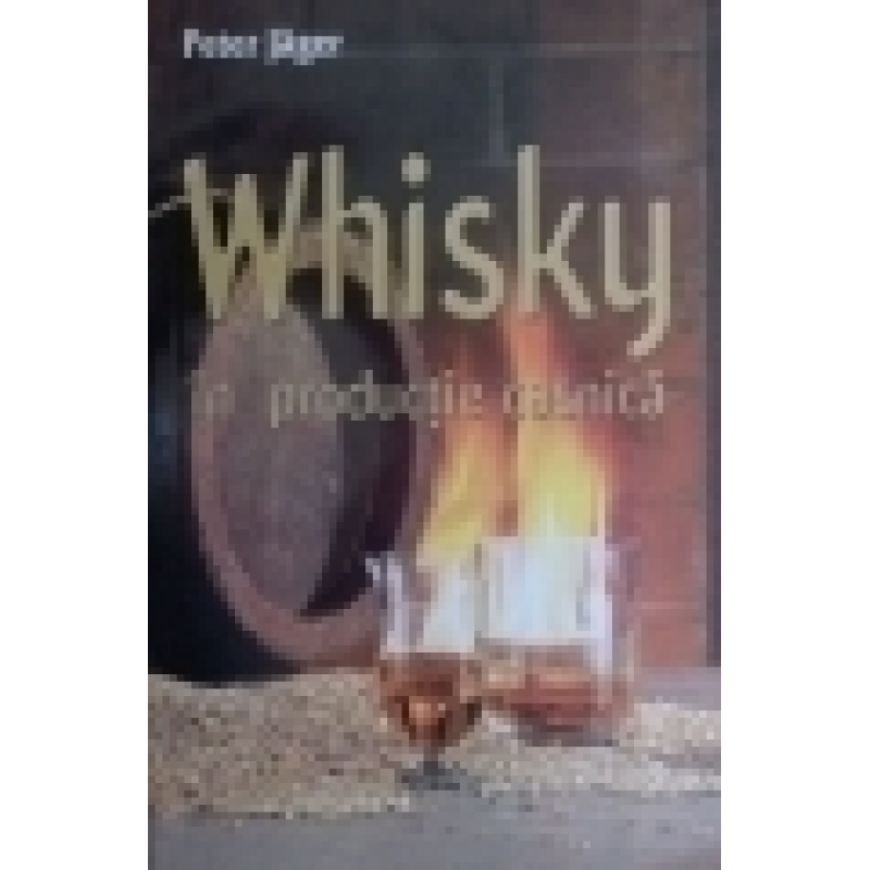 Whisky in productie casnica 1