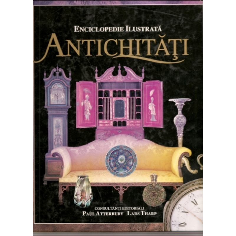 Antichitati.Enciclopedie ilustrata 1