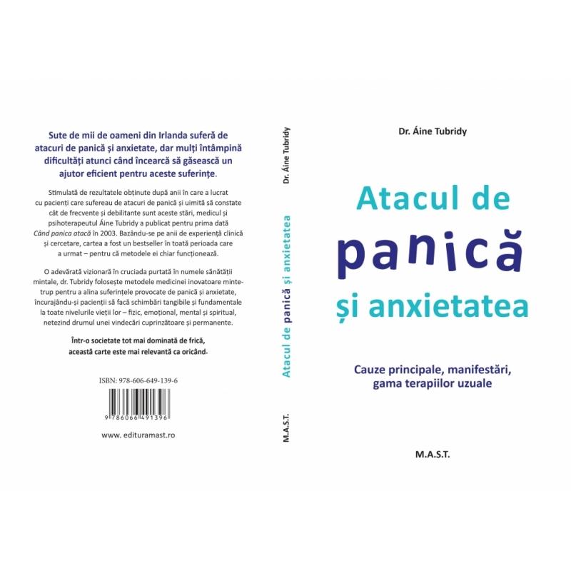 ATACUL DE PANICA SI ANXIETATEA. Cauzele principale,manifestari,gama terapiilor uzuale 1