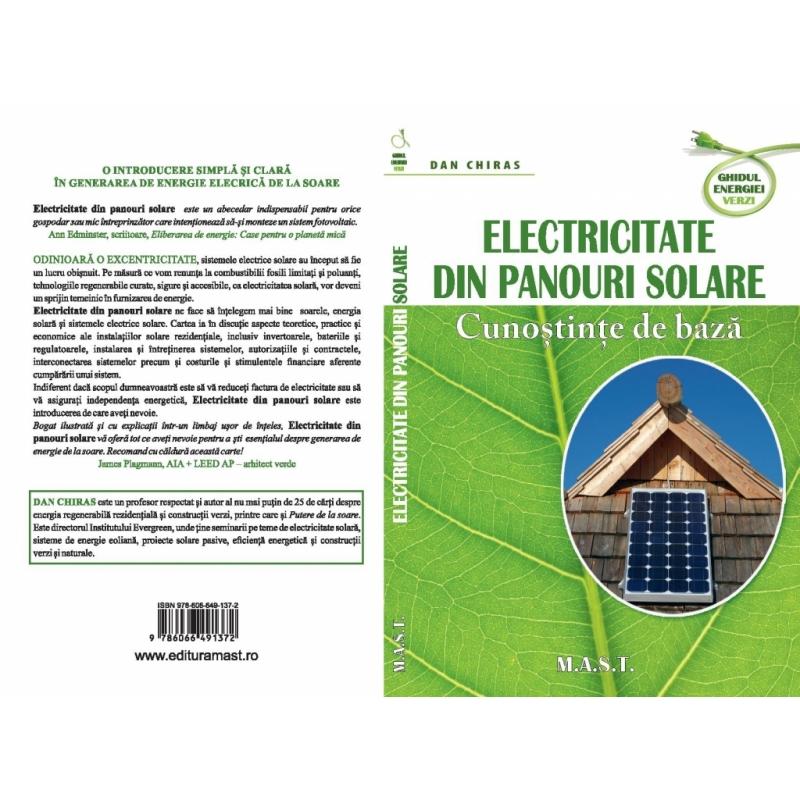 Electricitate din panouri solare. 1