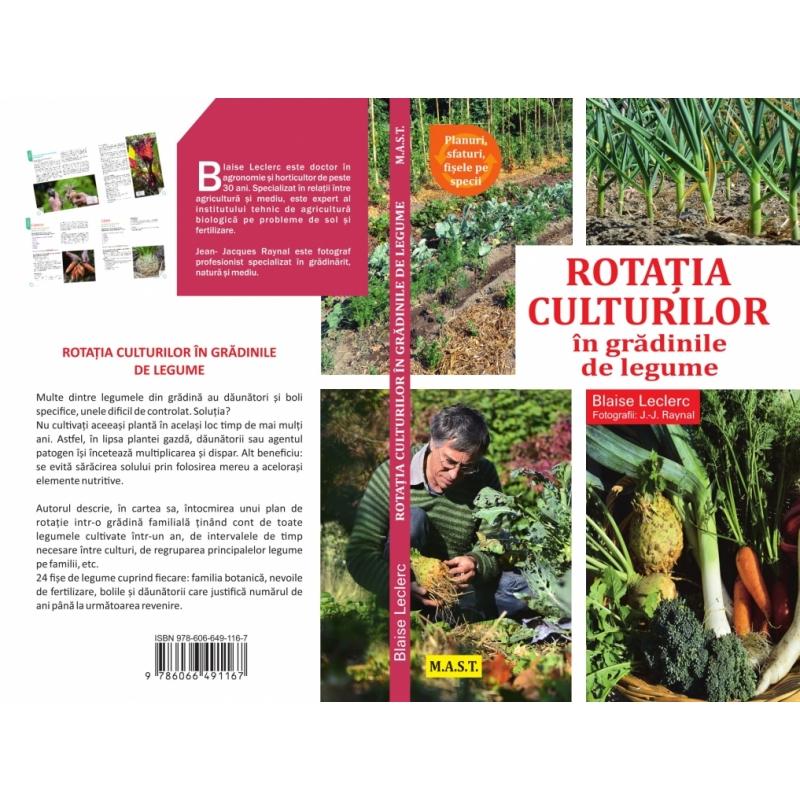 ROTATIA CULTURILOR in gradina de legume 1