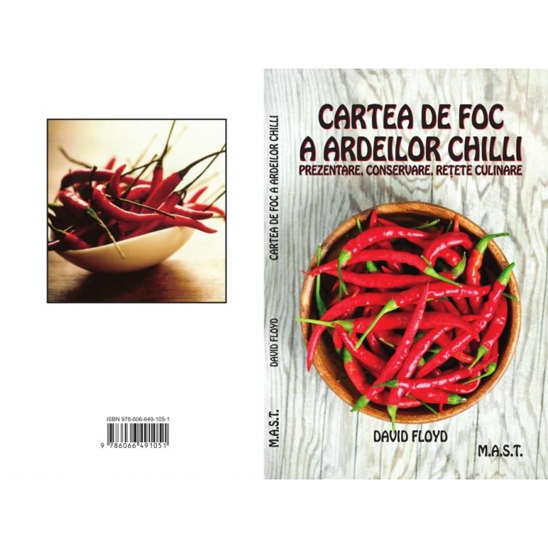 CARTEA DE FOC A ARDEILOR CHILLI. 1