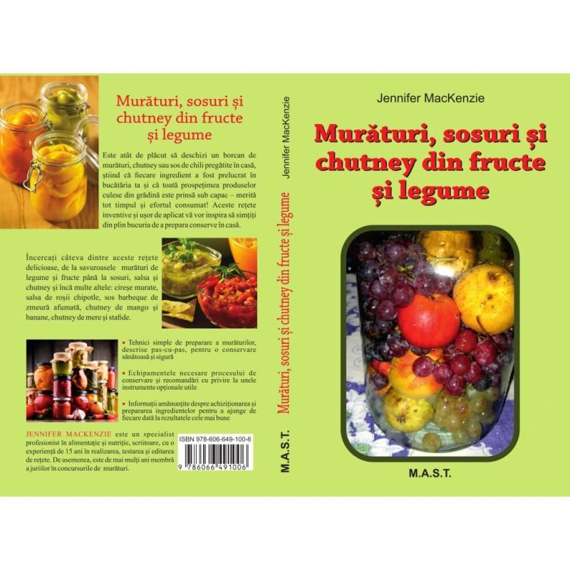 Muraturi, sosuri si chutney din fructe si legume. 1
